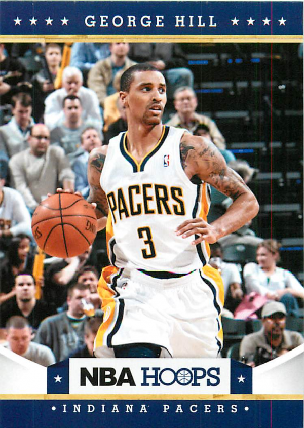 2012-13 Hoops #98 George Hill