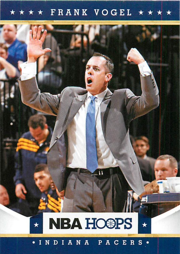 2012-13 Hoops #100 Frank Vogel CO