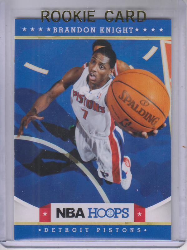 2012-13 Hoops #229 Brandon Knight RC