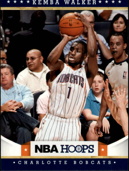 2012-13 Hoops #230 Kemba Walker RC