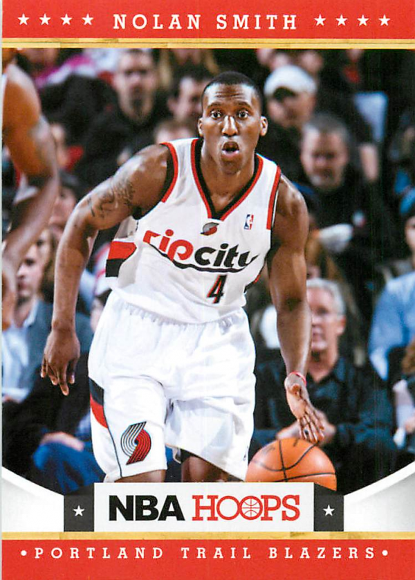 2012-13 Hoops #241 Nolan Smith RC