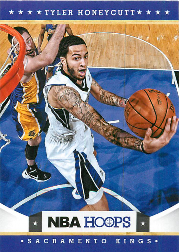 2012-13 Hoops #269 Tyler Honeycutt RC