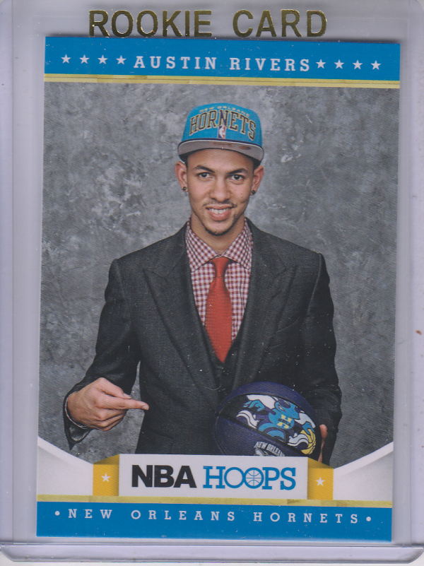 2012-13 Hoops #284 Austin Rivers RC