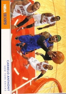 2012-13 Hoops Action Photos #11 Carmelo Anthony