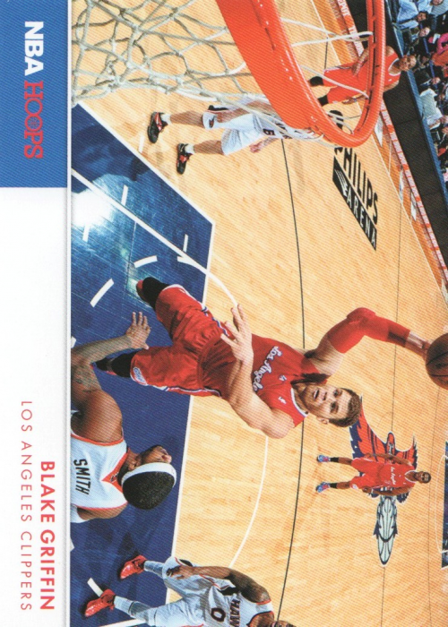 2012-13 Hoops Action Photos #14 Blake Griffin