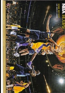 2012-13 Hoops Courtside #15 Kobe Bryant