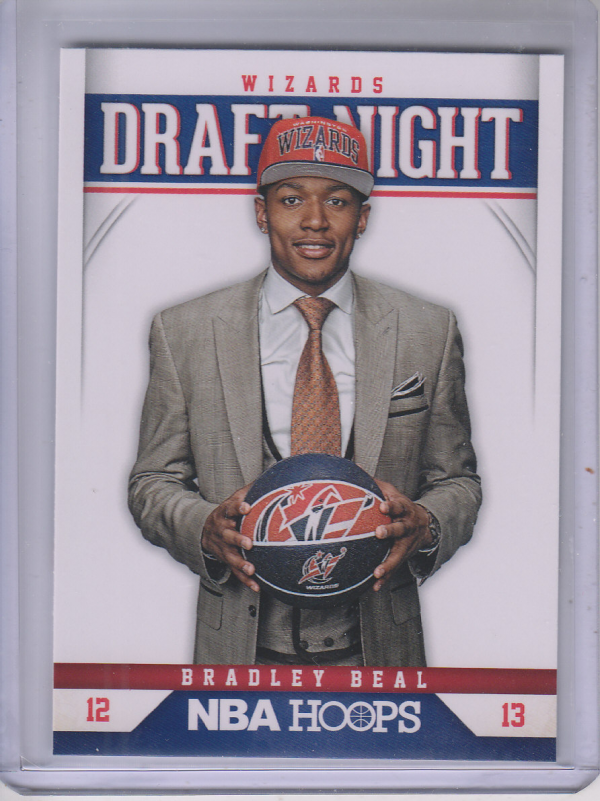 2012-13 Hoops Draft Night #3 Bradley Beal