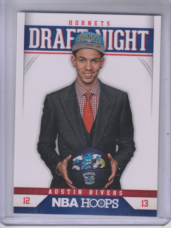 2012-13 Hoops Draft Night #10 Austin Rivers