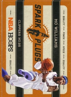 2012-13 Hoops Spark Plugs #10 Mo Williams