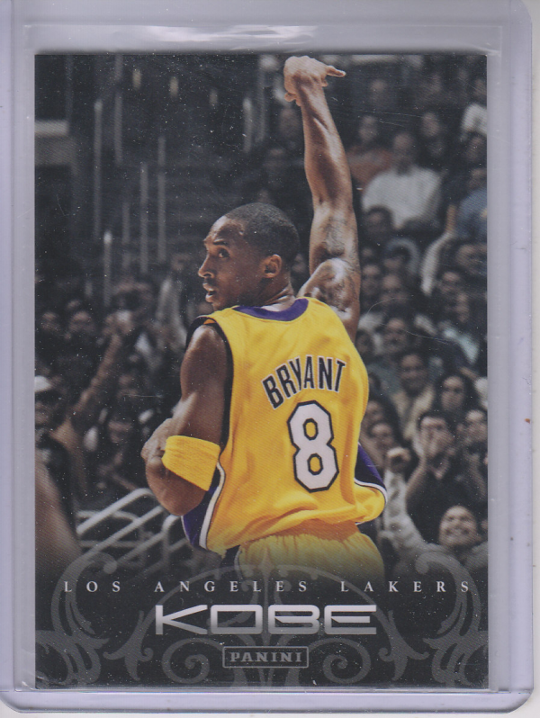 2012-13 Panini Kobe Anthology #110 Kobe Bryant
