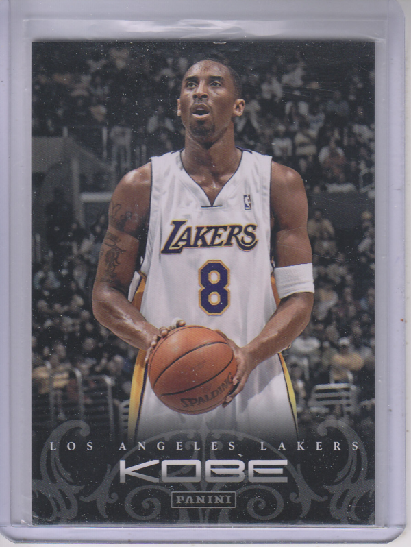 2012-13 Panini Kobe Anthology #115 Kobe Bryant