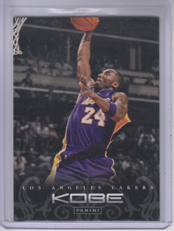 2012-13 Panini Kobe Anthology #133 Kobe Bryant
