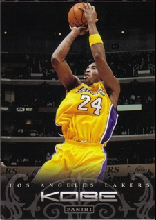 2012-13 Panini Kobe Anthology #142 Kobe Bryant