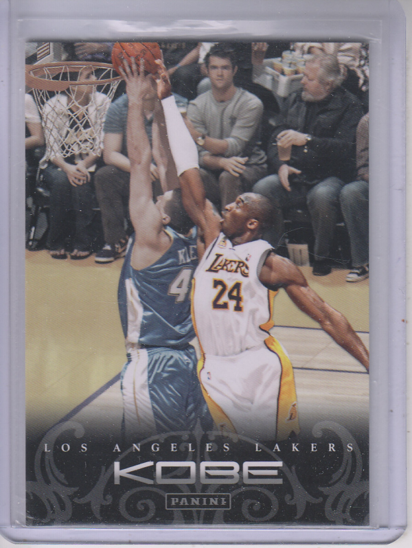 2012-13 Panini Kobe Anthology #161 Kobe Bryant
