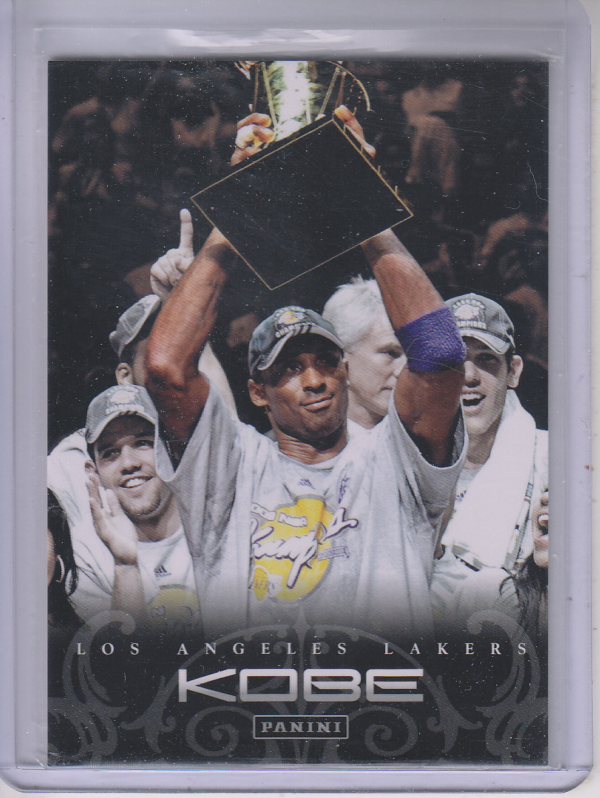 2012-13 Panini Kobe Anthology #166 Kobe Bryant