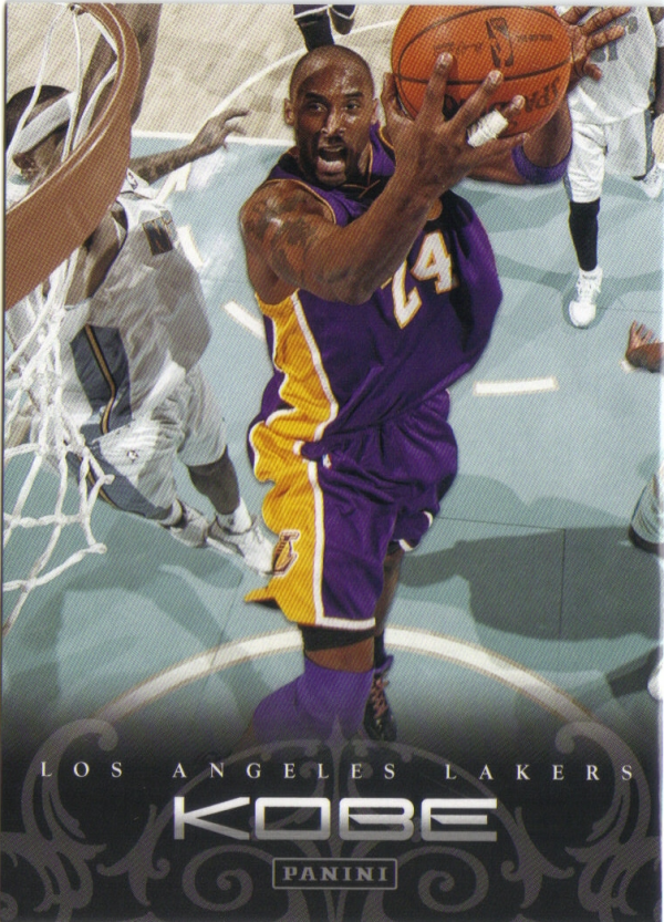 2012-13 Panini Kobe Anthology #168 Kobe Bryant