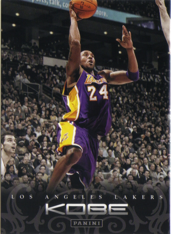 2012-13 Panini Kobe Anthology #190 Kobe Bryant