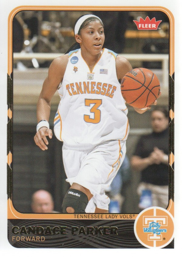 2011-12 Fleer Retro #6 Candace Parker