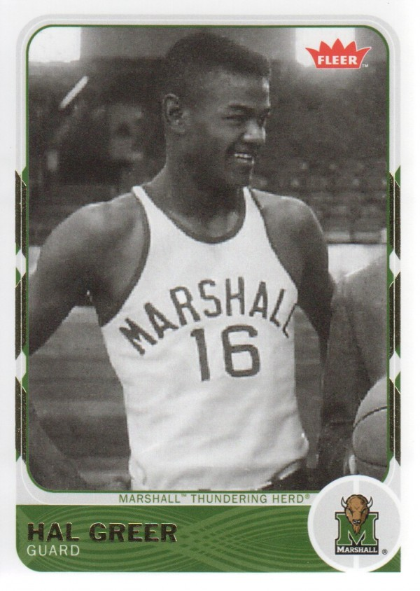 2011-12 Fleer Retro #8 Hal Greer