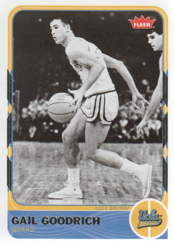 2011-12 Fleer Retro #12 Gail Goodrich