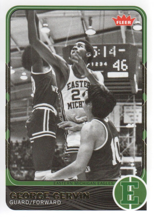2011-12 Fleer Retro #13 George Gervin