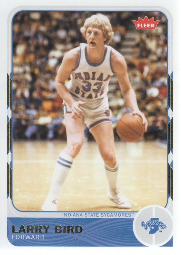 2011-12 Fleer Retro #16 Larry Bird