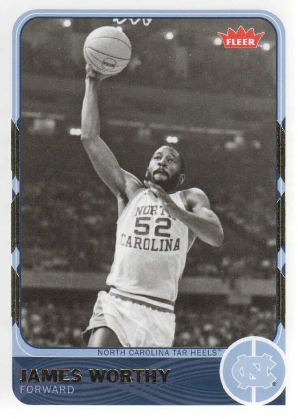 2011-12 Fleer Retro #18 James Worthy
