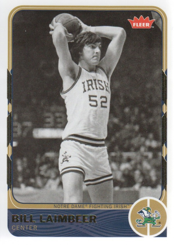 2011-12 Fleer Retro #19 Bill Laimbeer