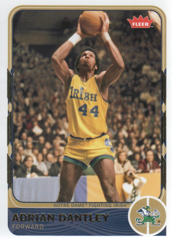 2011-12 Fleer Retro #22 Adrian Dantley