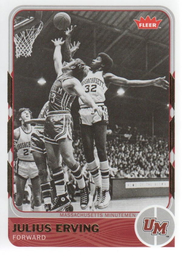 2011-12 Fleer Retro #25 Julius Erving