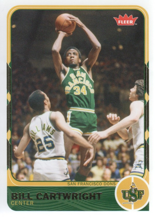 2011-12 Fleer Retro #27 Bill Cartwright