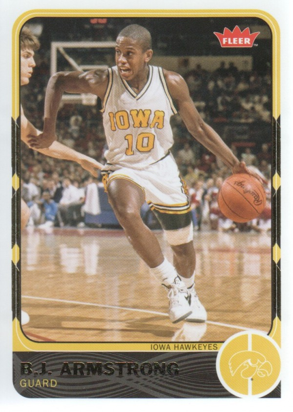 2011-12 Fleer Retro #29 B.J. Armstrong