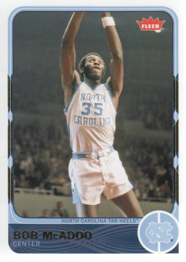 2011-12 Fleer Retro #30 Bob McAdoo