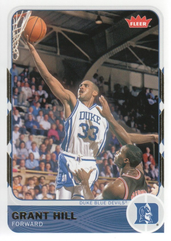 2011-12 Fleer Retro #36 Grant Hill