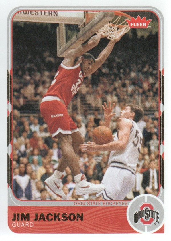 2011-12 Fleer Retro #37 Jim Jackson