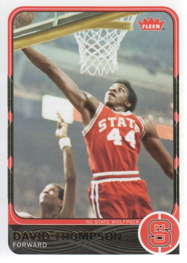2011-12 Fleer Retro #38 David Thompson