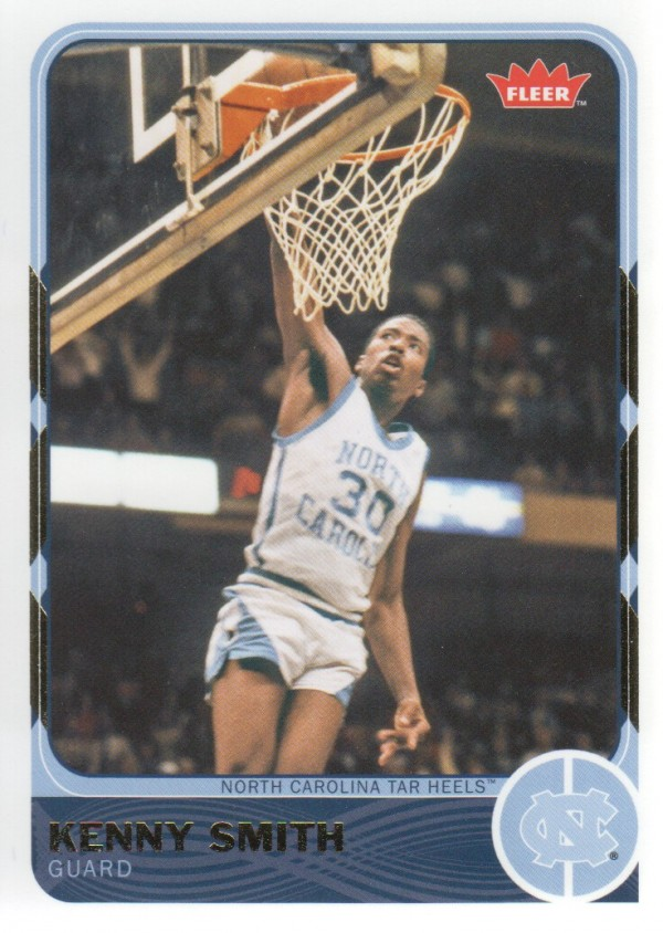 2011-12 Fleer Retro #42 Kenny Smith