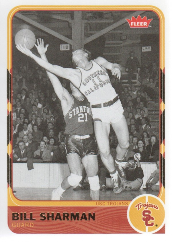 2011-12 Fleer Retro #43 Bill Sharman