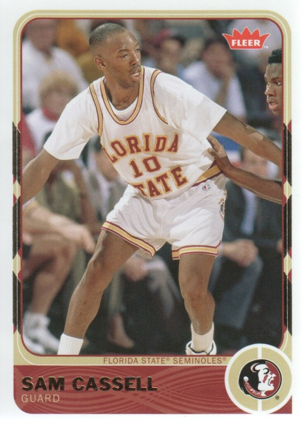 2011-12 Fleer Retro #46 Sam Cassell
