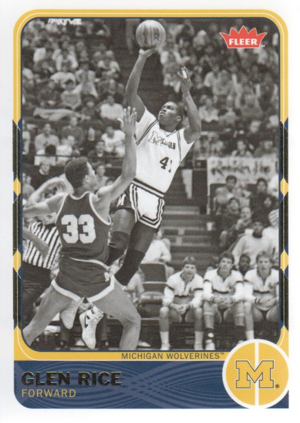 2011-12 Fleer Retro #47 Glen Rice