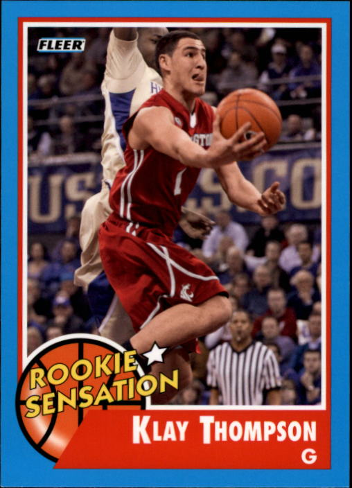 2011-12 Fleer Retro #55 Klay Thompson RS
