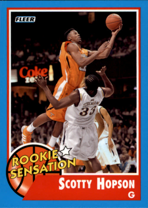 2011-12 Fleer Retro #63 Scotty Hopson RS