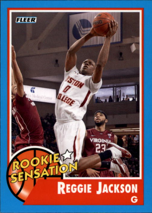 2011-12 Fleer Retro #65 Reggie Jackson RS