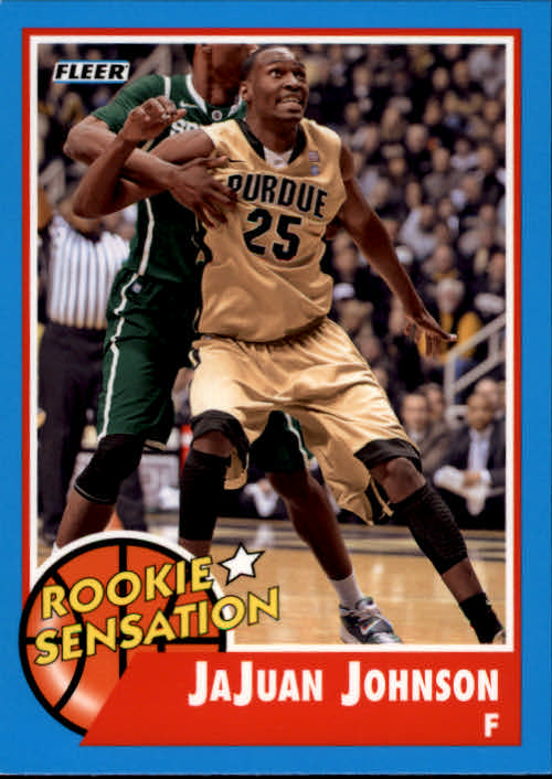2011-12 Fleer Retro #67 JaJuan Johnson RS