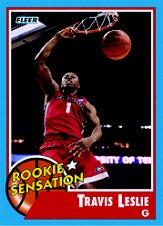 2011-12 Fleer Retro #78 Travis Leslie RS