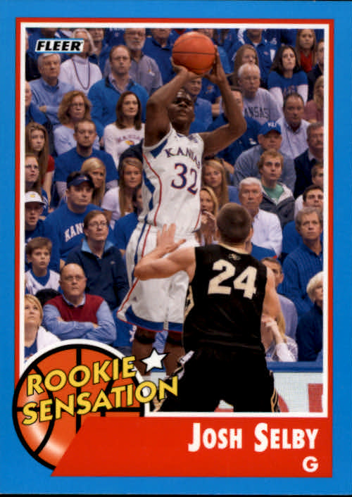 2011-12 Fleer Retro #80 Josh Selby RS