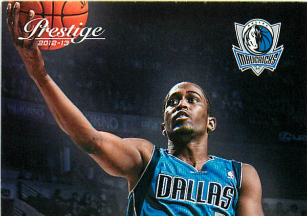 2012-13 Prestige #13 Rodrigue Beaubois