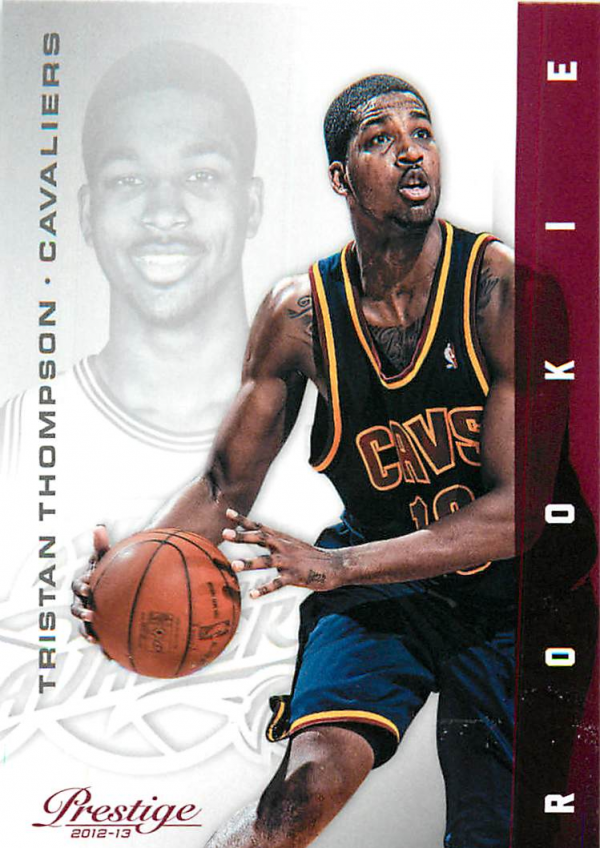 2012-13 Prestige #161 Tristan Thompson RC