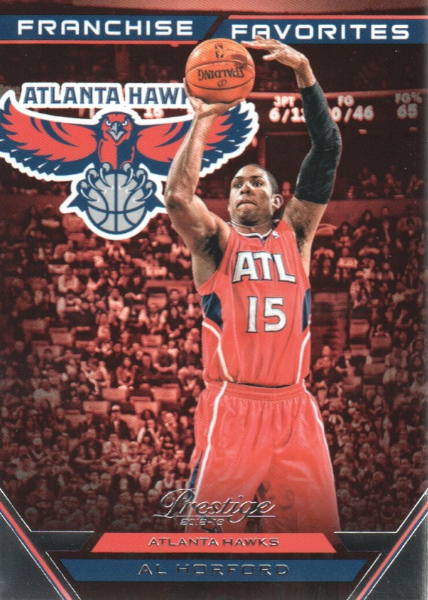 2012-13 Prestige Franchise Favorites #3 Al Horford