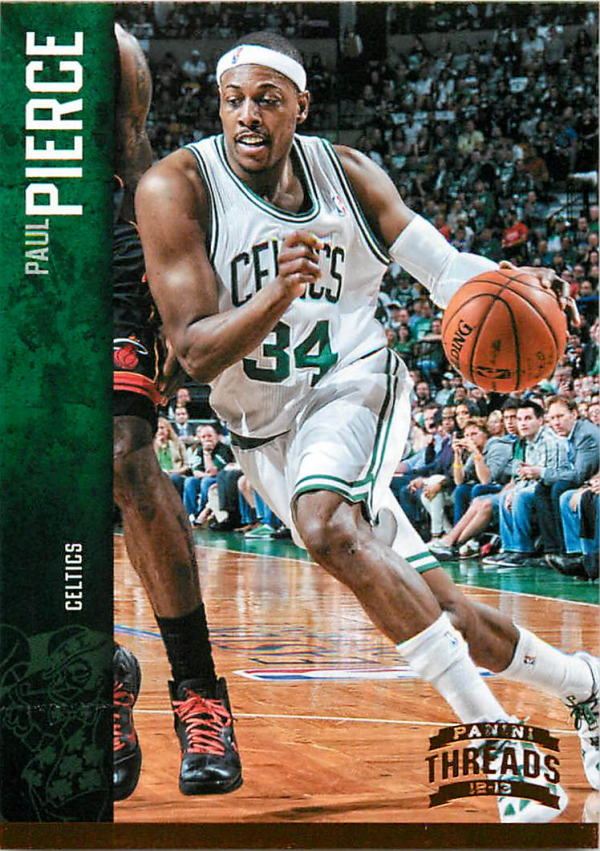 2012-13 Panini Threads #6 Paul Pierce